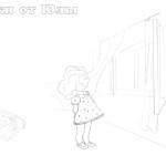 Странная девочка и Картина мира